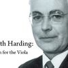 Kenneth Harding: A Passion for the Viola